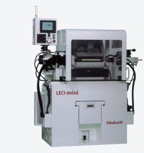 LEO-miniプランジ研磨専用機について